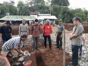 Peletakan Batu Pertama Karisma Residence Mangunreja